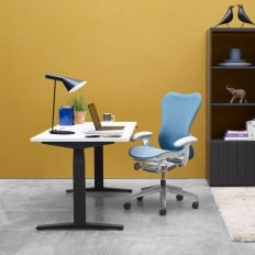 Herman Miller Ratio Desk - Stock Version