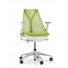 Herman Miller Sayl Chair Green Apple - Precision