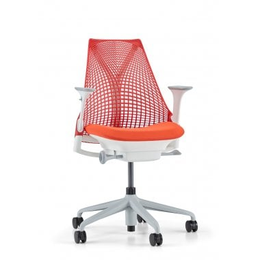 Herman Miller Sayl Chair Red