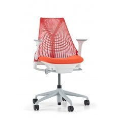 Herman Miller Sayl Chair Red - Precision