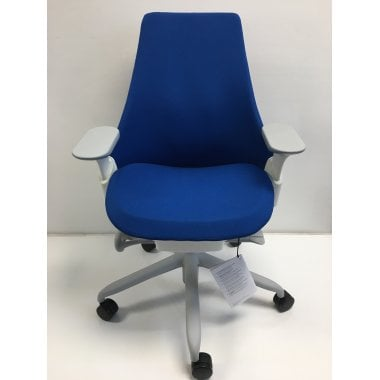 Herman Miller Sayl Chair - Upholstered - Clearance Ex-Demo Model