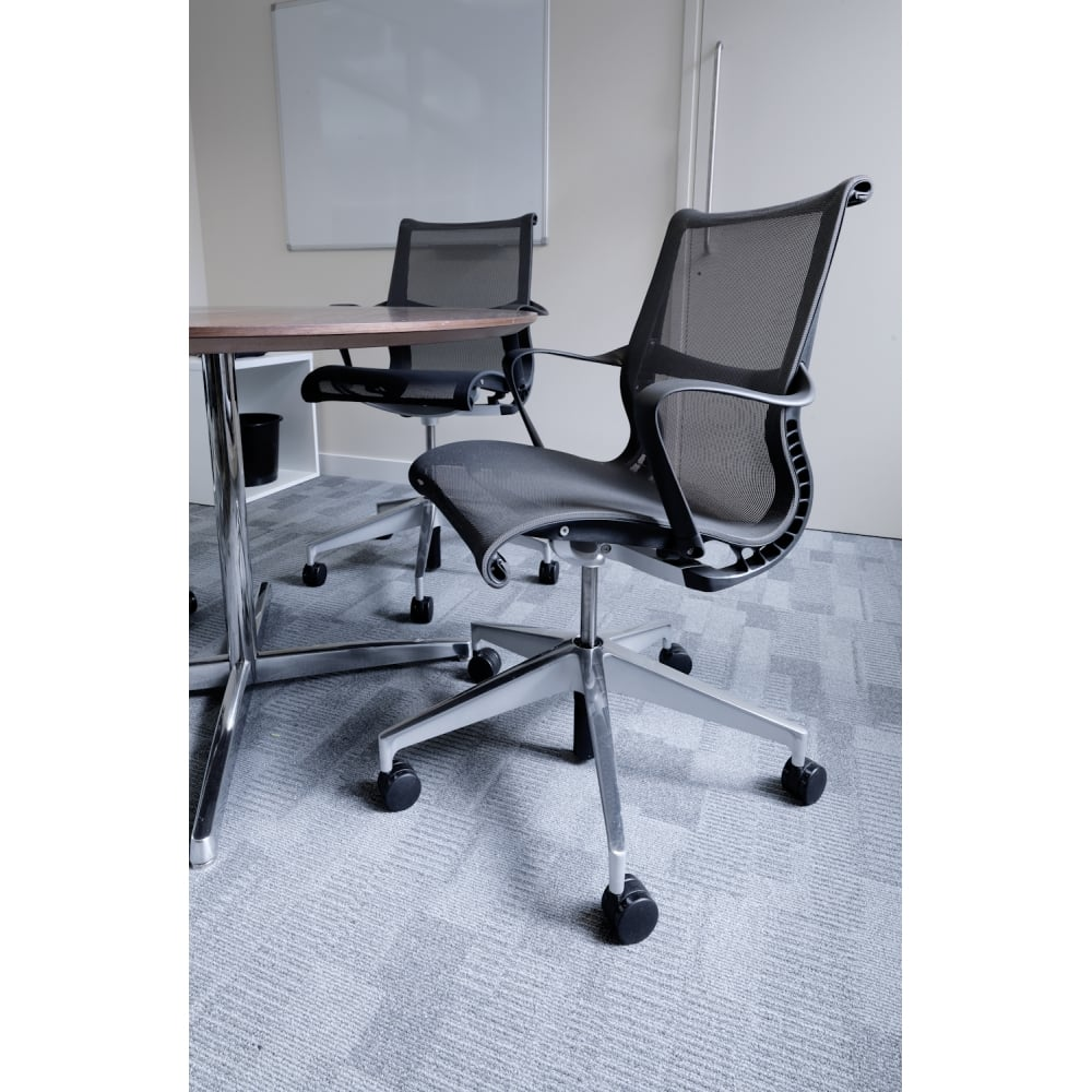 Herman Miller Setu Chair Graphite Precision