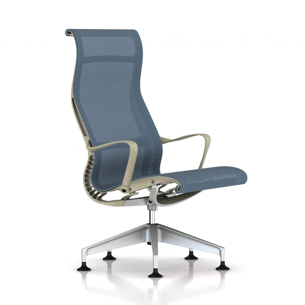 Herman Miller Setu Lounge Chair