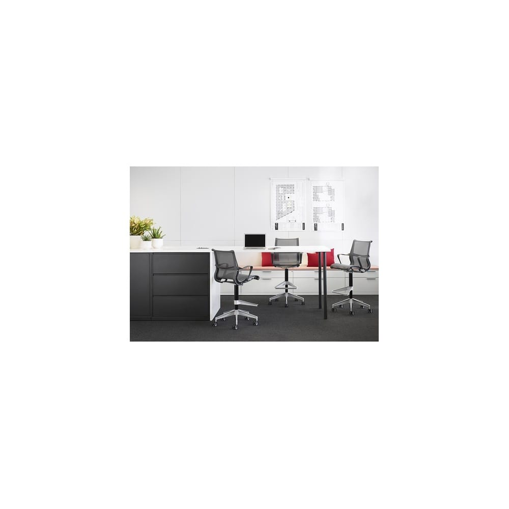 Herman Miller Setu Stool New Herman Miller Aeron Design