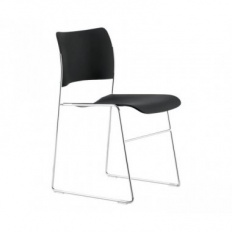 Howe 40/4 Plastic Visitor Chair