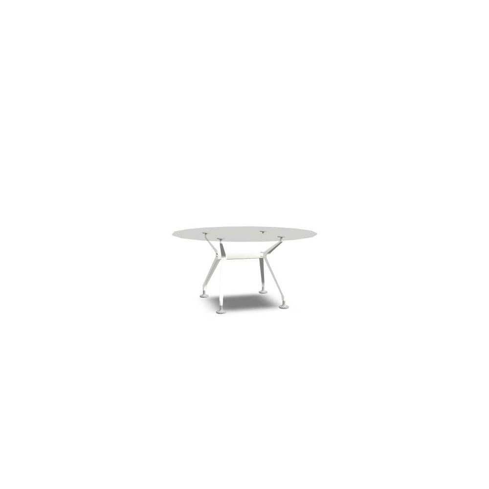 interstuhl silver table. Black Bedroom Furniture Sets. Home Design Ideas
