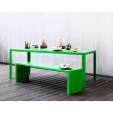 Jennifer Newman Groove Table