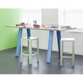 Jennifer Newman Trestle Table