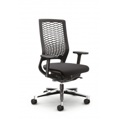 Kloeber Mera Elastic Mesh Backrest Chair