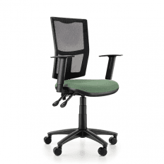 Komac Dot Mesh Task Chair