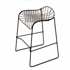 MARK Net Bar Stool
