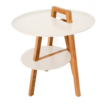 MARK Spin Side Table