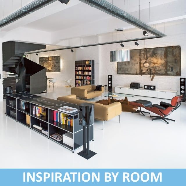 Inspiration By Room