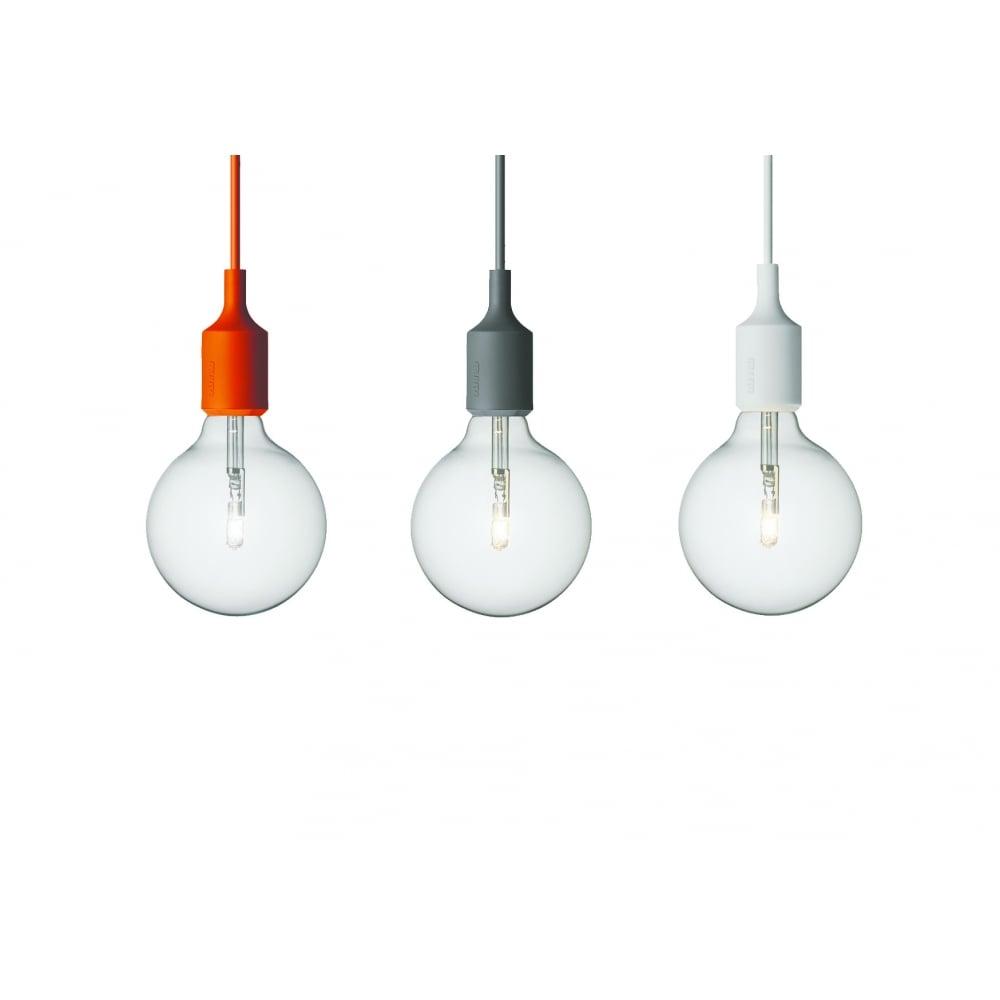 Muuto E27 LED Pendant Light