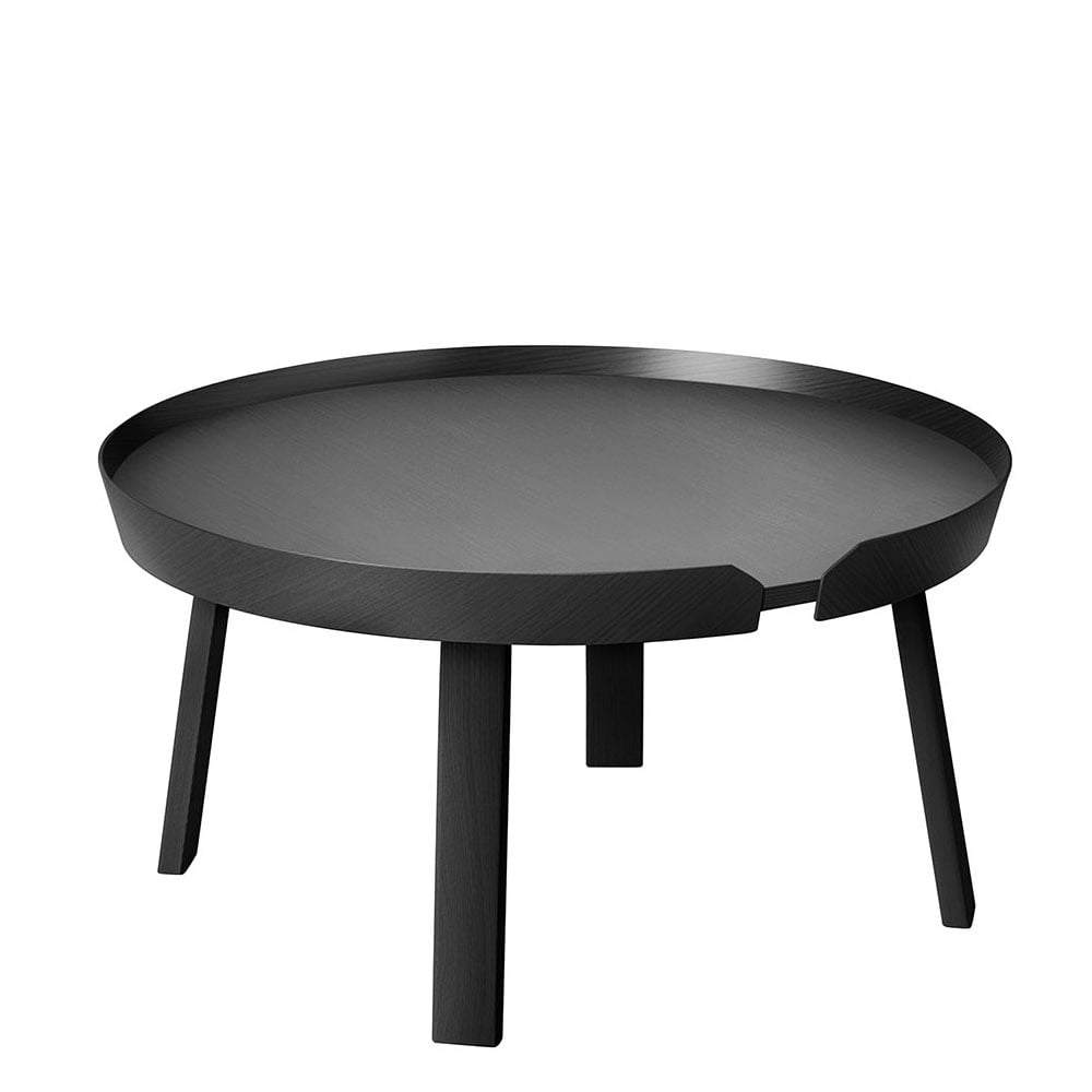 muuto around large coffee table. Black Bedroom Furniture Sets. Home Design Ideas