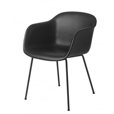 Muuto Fiber Tube Base Arm Chair