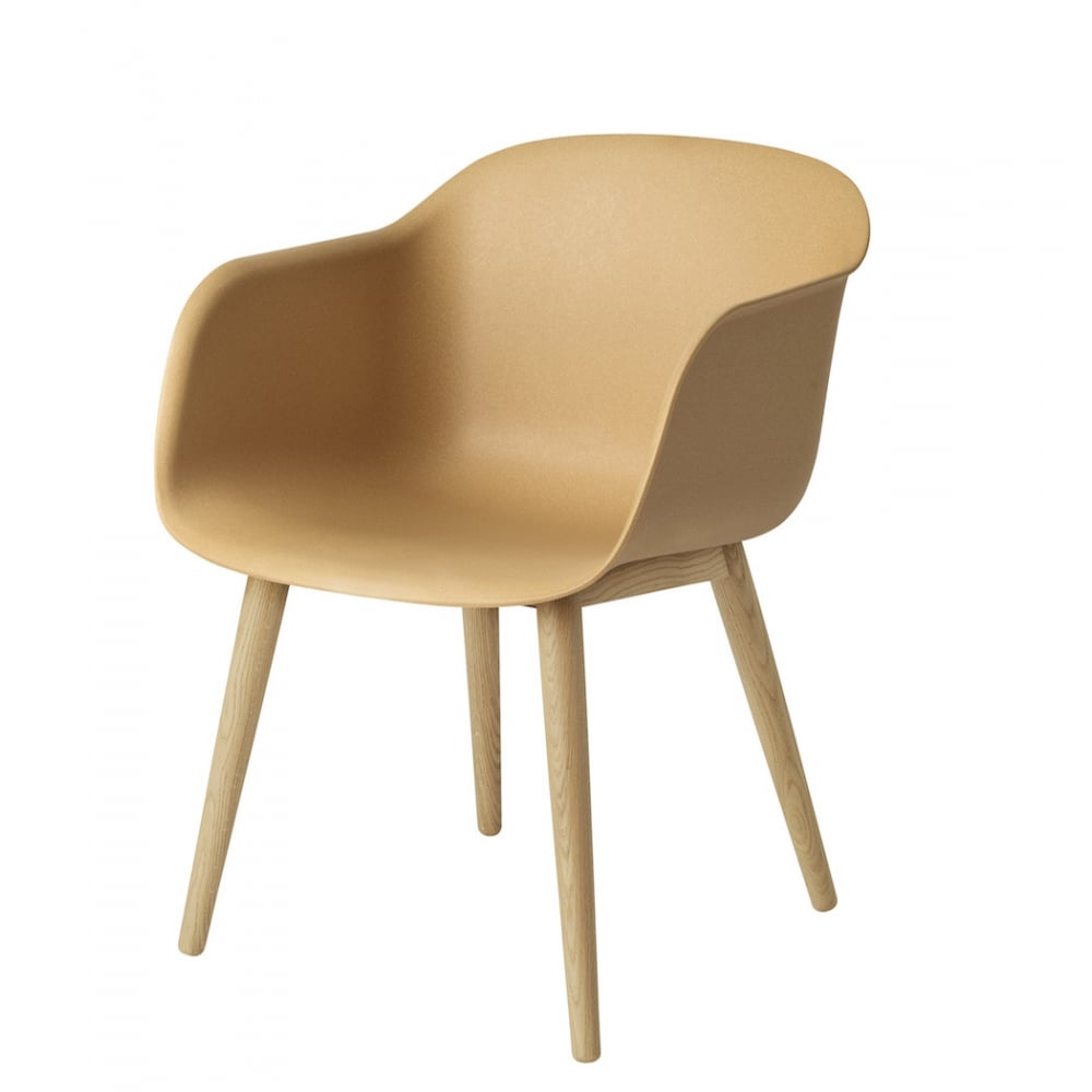 ... Wood Base Arm Chair Email a Friend about Muuto Fiber Wood Base Arm