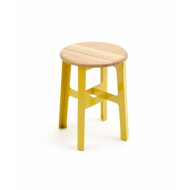 Naughtone Construct Low Stool