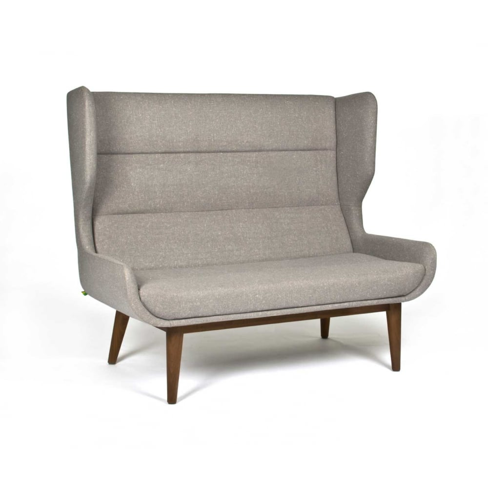 Naughtone Hush High Back Sofa