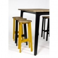 Naughtone Construct Bar Stool