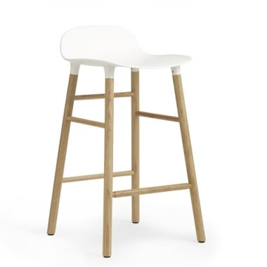 Normann-Copenhagen Form Bar Stool