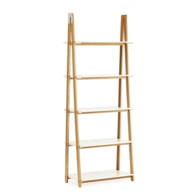 Normann-Copenhagen One Step Up Bookcase - High
