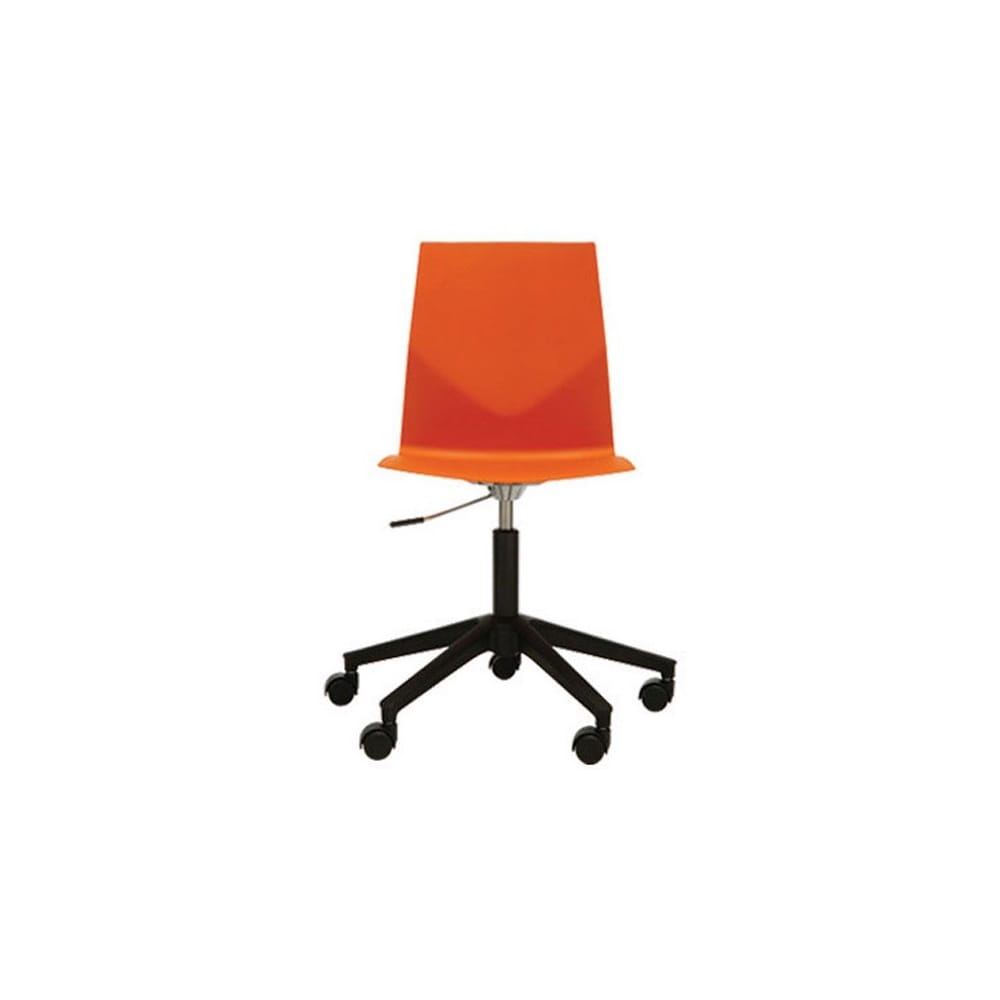 Ocee design fourcast wheeler chair for Working chair design