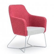 Ocee Design Harc Tub Chair Low Back