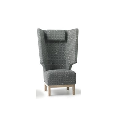 Orangebox Boom Library Chair