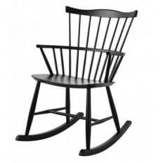 Icons of Denmark FDB J52G Rocking Chair