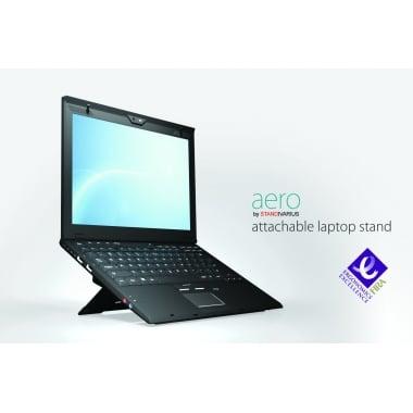 Oryx Evo D Lightweight Folding Laptop Stand & Ergonomic Copy Holder Computers/tablets & Networking Aluminium Stands, Holders & Car Mounts