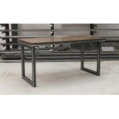 Steel Vintage Blacksmith Desk