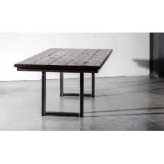 Steel Vintage Blacksmith Table