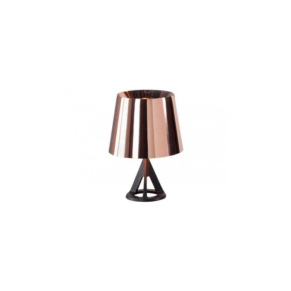 tom dixon base copper table light. Black Bedroom Furniture Sets. Home Design Ideas