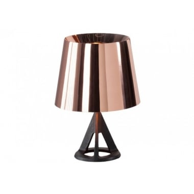Tom Dixon Base Copper Table Light