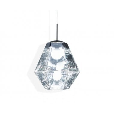 Tom Dixon Cut Tall Pendant Light