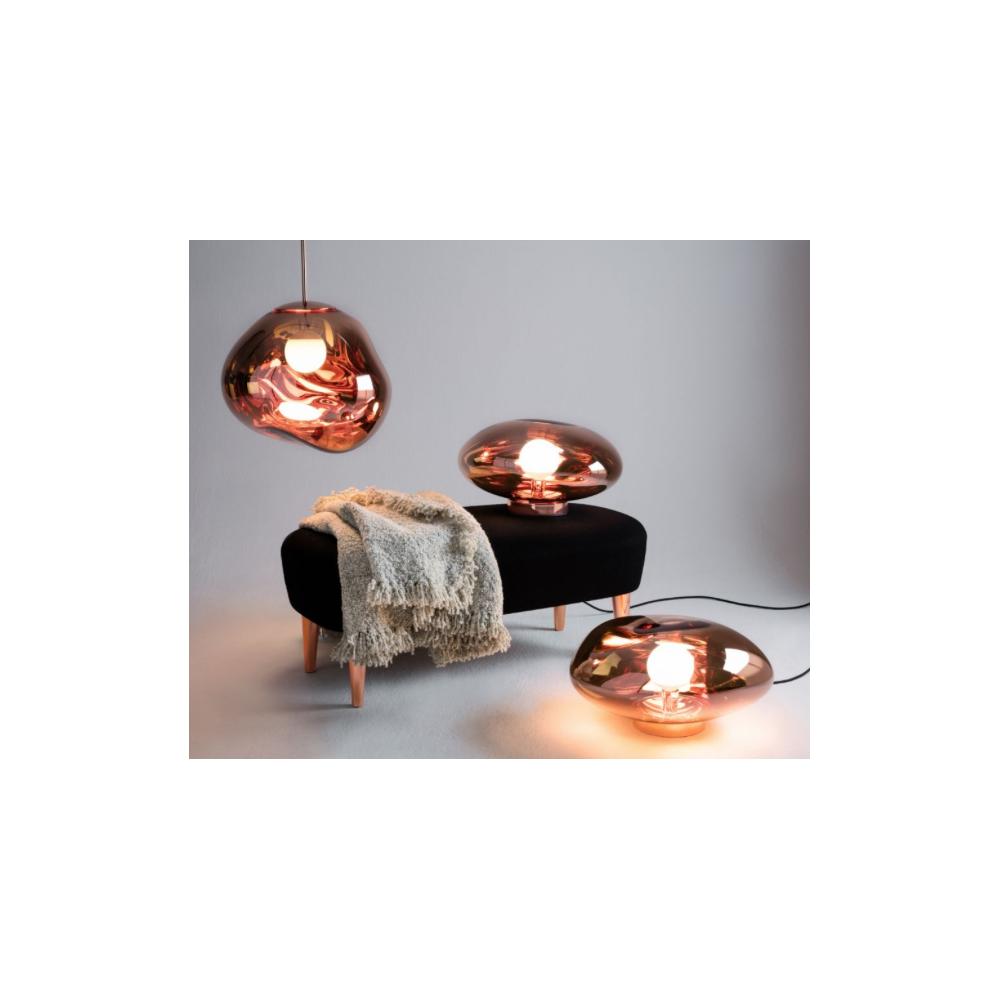 tom dixon melt copper surface light. Black Bedroom Furniture Sets. Home Design Ideas
