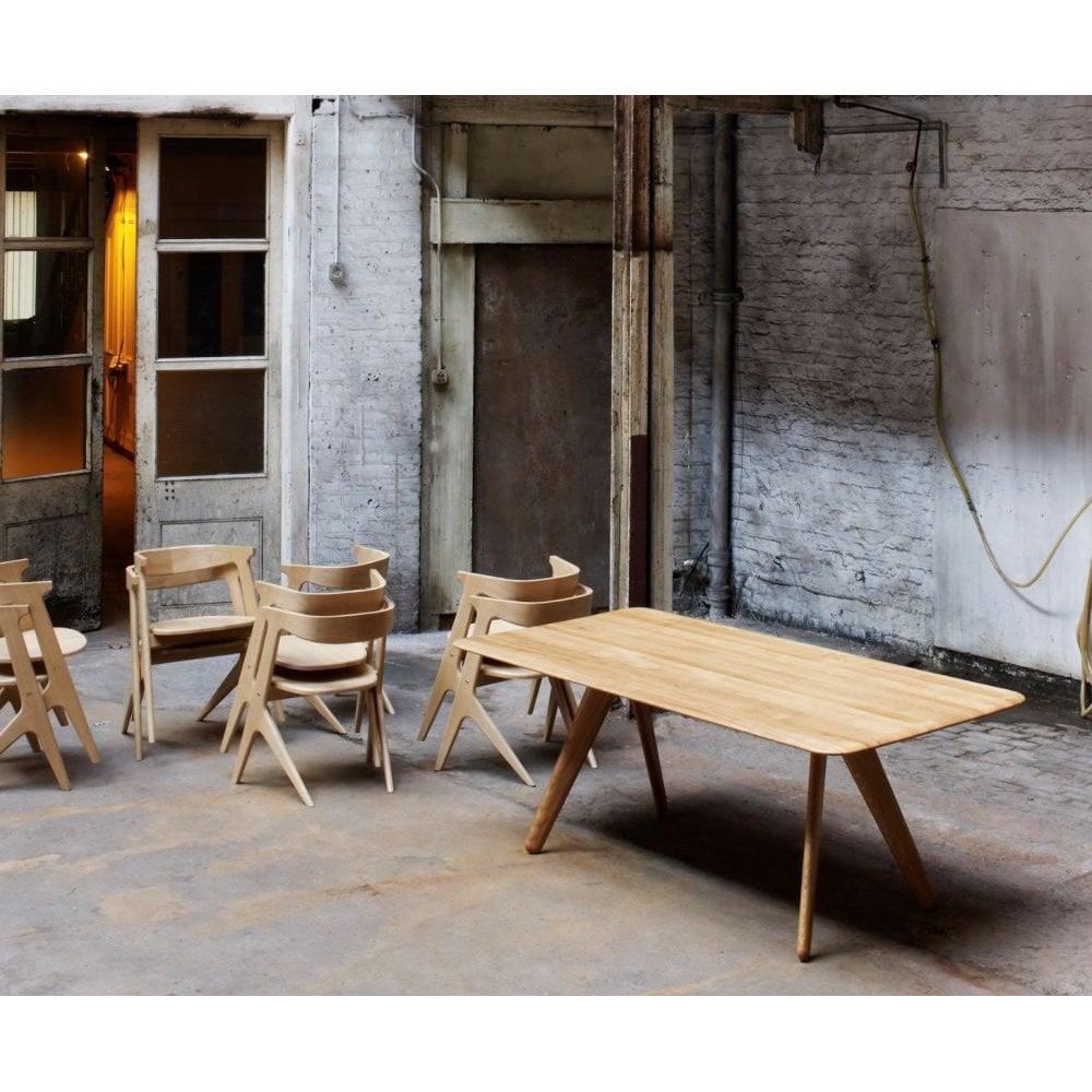 Slab Dining Room Table: Tom Dixon Slab Dining Table