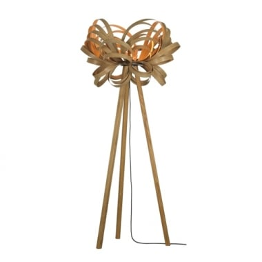 Tom Raffield Butterfly Floor Lamp
