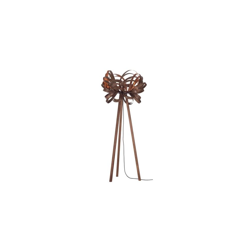 Tom Raffield Butterfly Floor Lamp