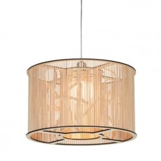 Tom Raffield Cage Pendant Light