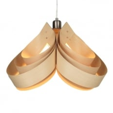 Tom Raffield Cape Pendant Light