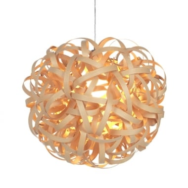 Tom Raffield No.1 Giant Pendant Light