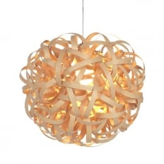 Tom Raffield No.1 Giant XL Pendant Light
