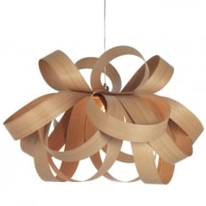 Tom Raffield Skipper Giant Pendant Light