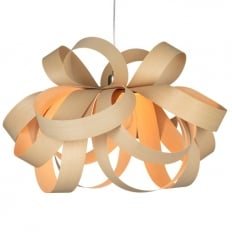 Tom Raffield Skipper Large Pendant Light