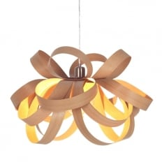 Tom Raffield Skipper Pendant Light