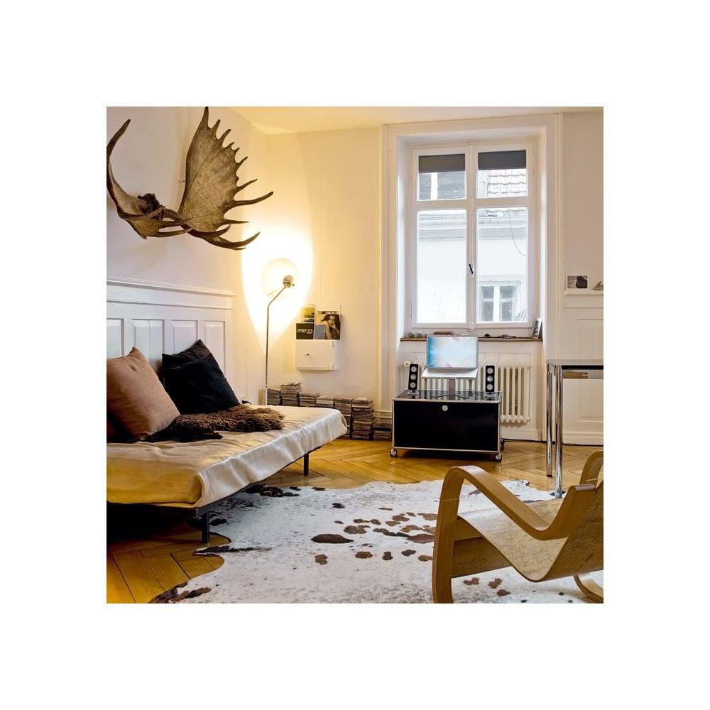 usm haller b1 compact modern media cabinet. Black Bedroom Furniture Sets. Home Design Ideas