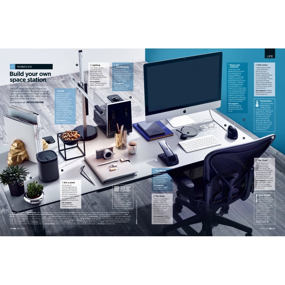 Usm Haller Kitos Height Adjustable Desk