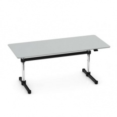 USM Haller Kitos M Mechanical Height Adjustable Desk
